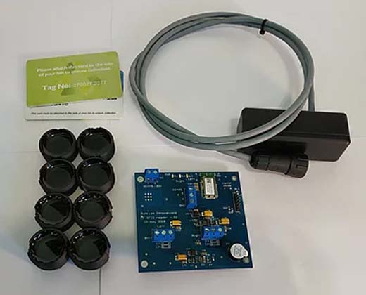 Low frequency 125khz RFID Kit with Bluetooth and SDK